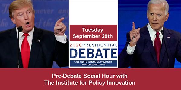 Presidential Debate Pre-Game Social Hour