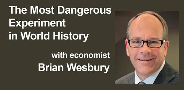 Brian Wesbury Event Masthead