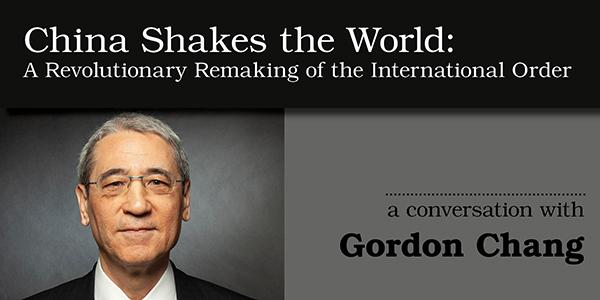 Gordon Chang Masthead
